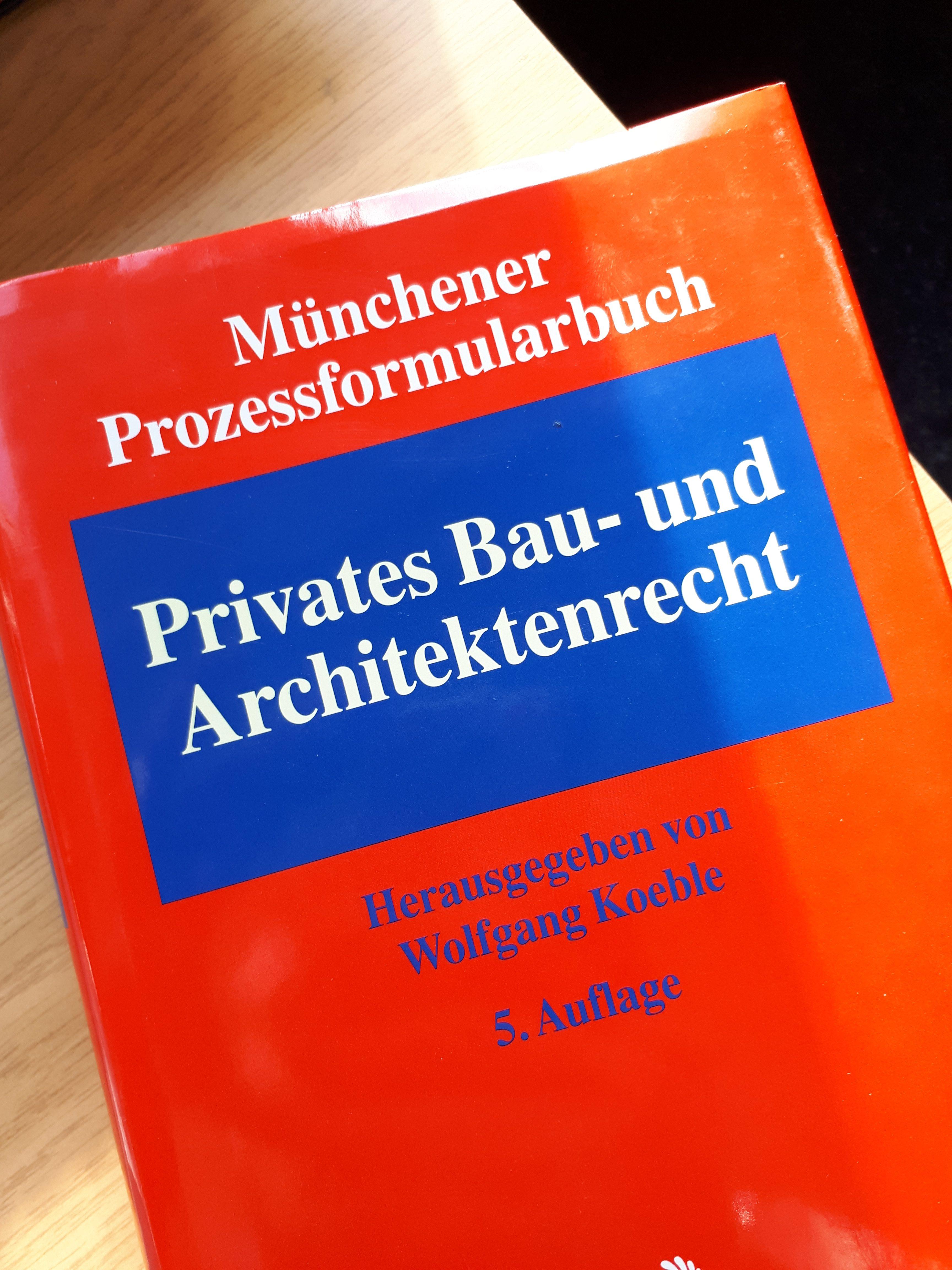 Rechtsanwalt In Leipzig Für Baurecht, Architektenrecht Und Vertragsrecht