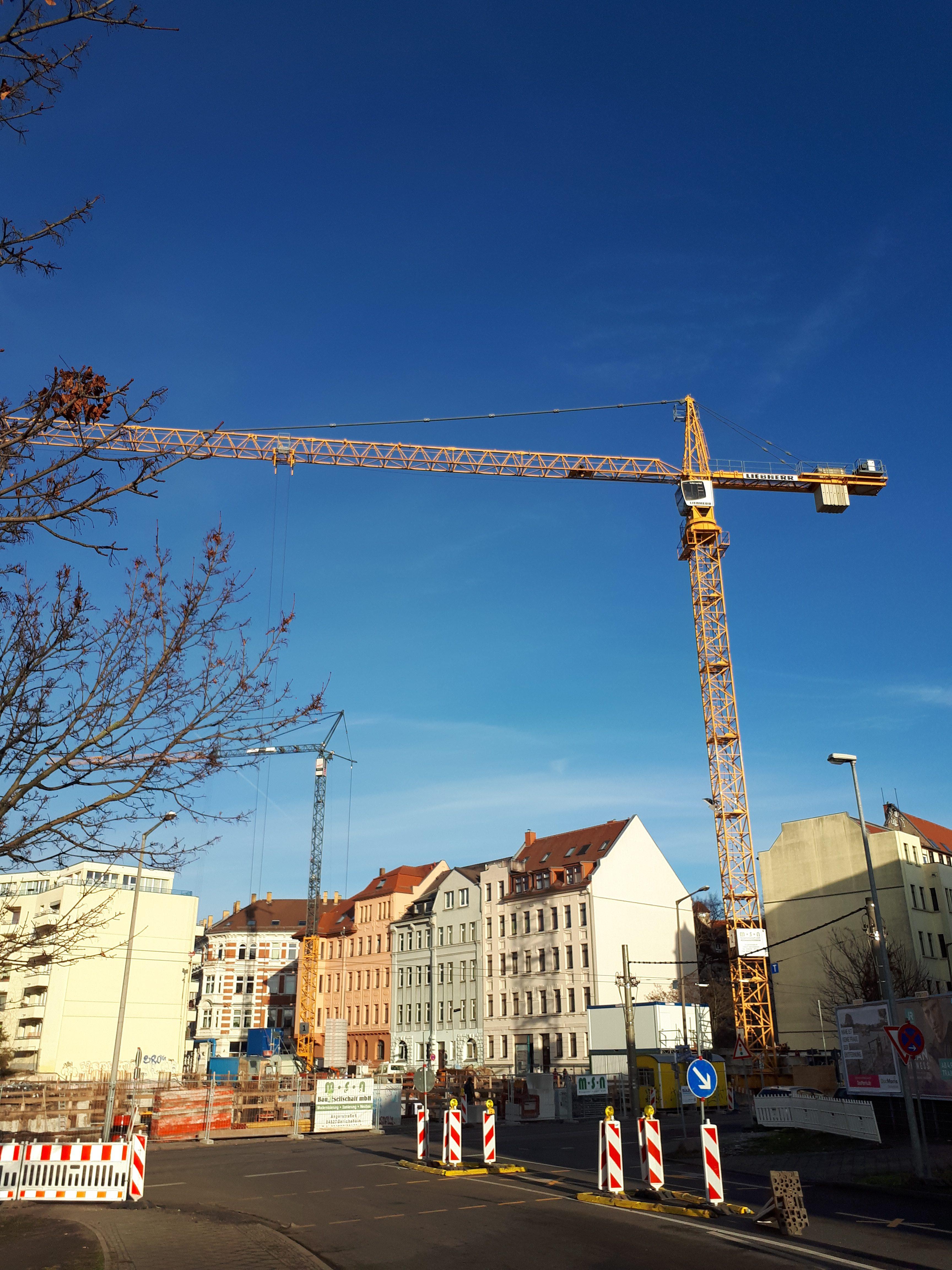Rechtsanwalt Für Baurecht In Leipzig