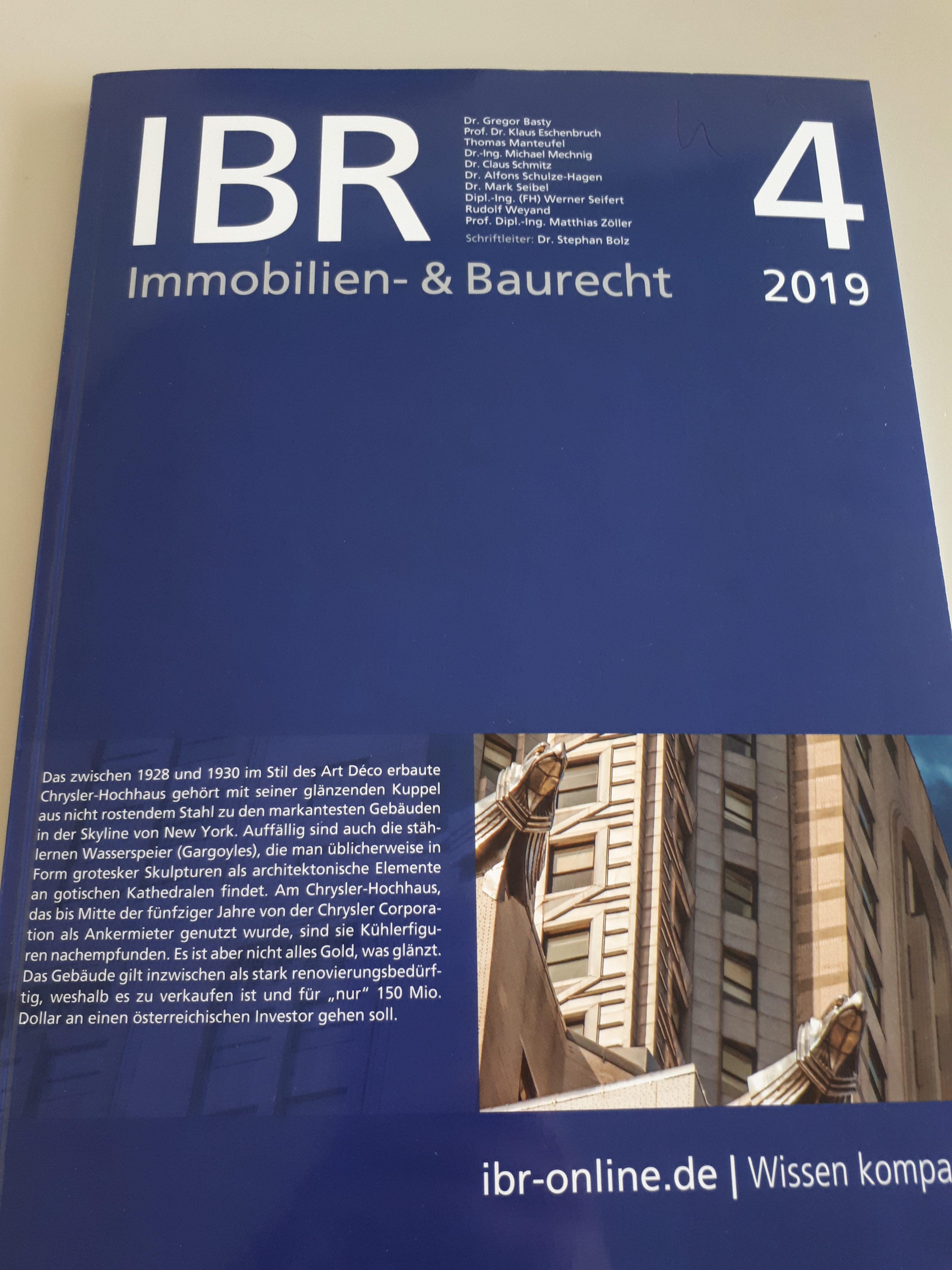 Anwalt In Leipzig Für Baurecht, Architektenrecht Und Ingenieurrecht